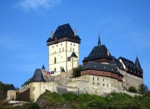 Замок Карлштейн символ Чехии