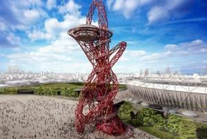 Башня «Орбита» ArcelorMittal Orbit в Лондоне