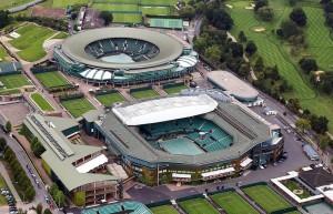 Олимпийские объекты в Лондоне стадион «Уимблдон»