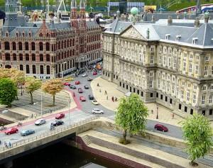 Музей Мадюродам - действующая модель Голландии