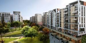 Проект Олимпийская деревня в Лондоне 2012