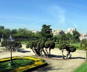 Достопримечательность Мадрида - Парк Ретиро