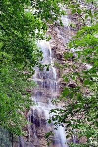 Водопад Учан-Су «Летящая Вода» Крым, Ялта