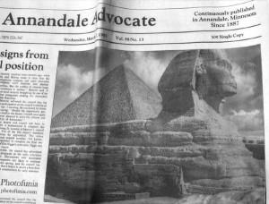 Тайны Сфинкса в Египте