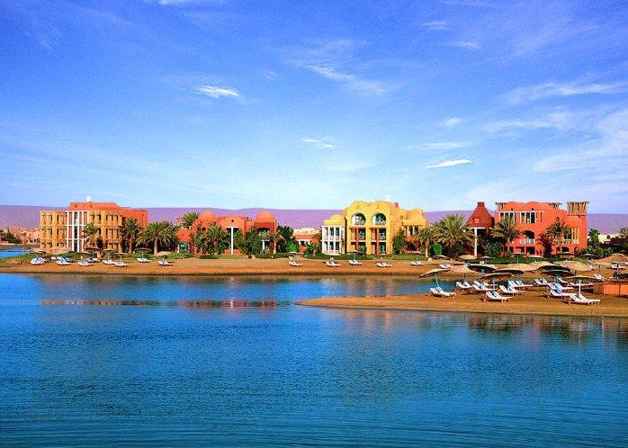 Курорт Эль Гуна Египет