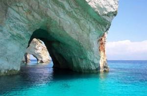 Голубые Пещеры (Blue Caves) о. Закинф