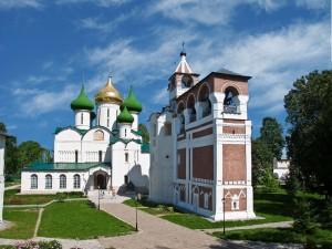 Спасо-Евфимиевский монастырь в Суздале