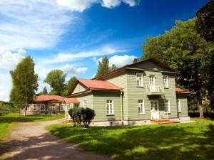 Дом и музей-усадьба Ф.М. Достоевского