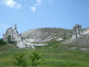 Костомарово Спасский Женский Епархиальный Монастырь