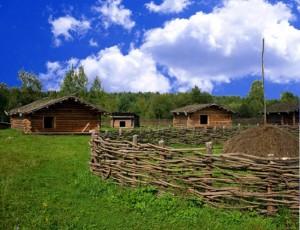 Поселок Любытино в Новгородской области