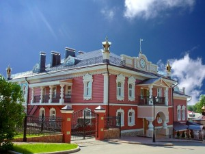 Город Мышкин резной дворец – «Мышкины Палаты»