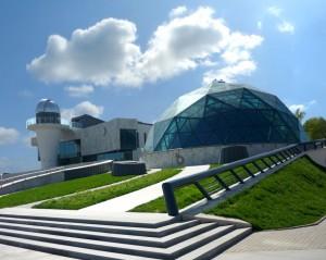 Планетарий и Музей «Космос» в Ярославле