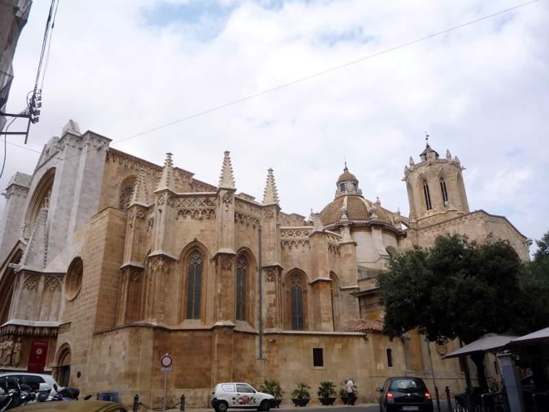 Кафедральный собор Таррагоны Catedral S XII-XIV Tarragona