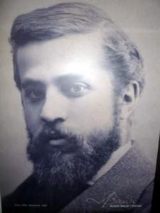 Антонио Гауди (1852-1926)