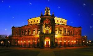 Дрезденская саксонская государственная опера