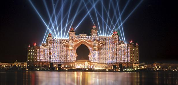 Пальма Джумейра Отель Atlantis the Palm
