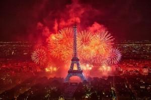 Эйфелева башня. Париж. Франция