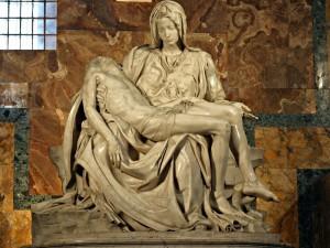 Скульптурная группа «Пьета» или «Оплакивание Христа»