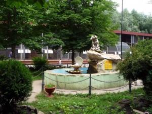 «Сад цветов» в Липецком зоопарке.