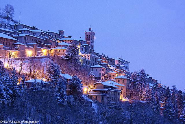 Сакромонте (Sacro Monte) – главная достопримечательность Варезе.