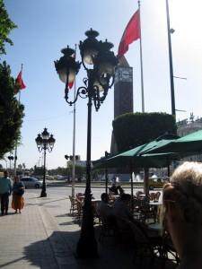 Башня с часами «Тунисский Биг-Бен».