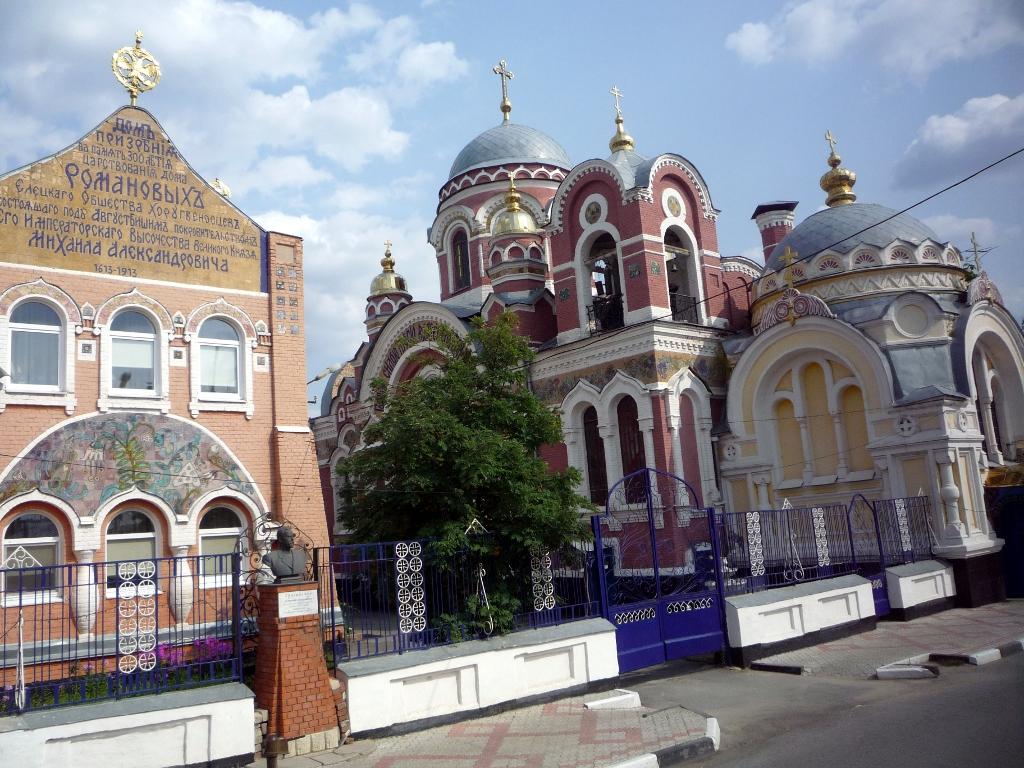Комплекс построек по адресу: г. Елец, ул. Советская, дом 90.