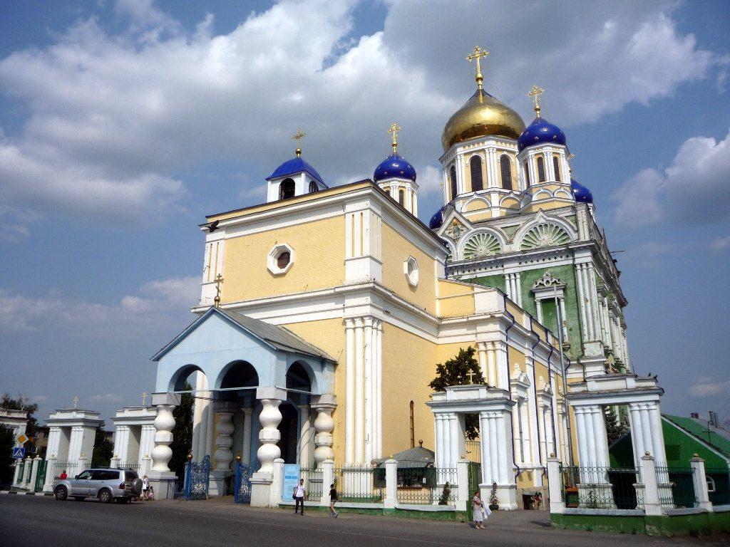 Вознесенском собор в Ельце.